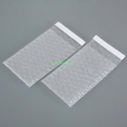 """50 PCS Multi Sizes Clear Bubble Envelopes Wrap Bags Plastic Packing Pouch Width 2.5"""" to 6.7""""_6.5 cm to 17 cm x Length 3"""" to 8.7""""_8cm to 22cm"""