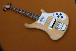 2017 cuerdas custom shop Instrumentos musicales Custom Shop Natural Burst 4 Piezas originales de la guitarra baja de las secuencias Rick 4003, envío libre cuerdas custom shop baratos