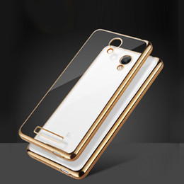 Transparent Cell Phone Cases with Soft TPU Phone Cover with Human Design for Xiaomi 4C 4S 5 21