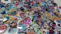 Wholesale cartoon characters mixed planar resin