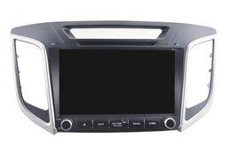 Consola gris en venta-Reproductor de DVD del coche de Hyundai IX25 con la agenda de Bluetooth RDS / BT / DVD / mirror-link / gps