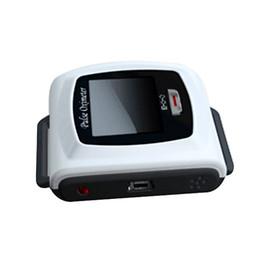 Wholesale Contec Portable Babies Wrist Finger Tip Pulse Oximeter with Alarm SPO2 PR oximetro de dedo finger Oximetro Device AH F