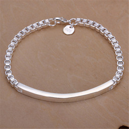 New Hot Fashion Jewelry Beautiful Sterling silver Bracelet 925 Silver Fine Jewelry Christmas Gifts Free shipping