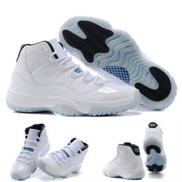 (With shoes Box) Retro XI 11 Legend Blue 378037 117 Men and Women Hot Sale Shoes Free Shipping