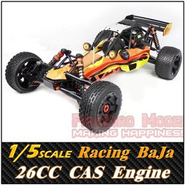 Wholesale Rovan SCALE CC GAS Powered Engine Racing BaJa B RC Car Truck