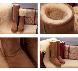 Wholesale Drop Shipping Womens Tall Snow Boots Winter Boots