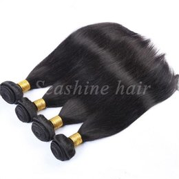 DHL free shipping high quality 100% brazilian hair weave body wave silky straight curly human hair weft