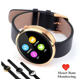 2015 New Bluetooth Smartwatches DM360 Smart watch for IOS and Andriod Mobile Phone with Heart rate monitor bluetooth Wristwatch