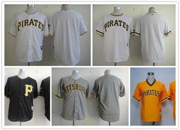 Wholesale baseball Jerseys Pittsburgh Pirates ALVAREZ TEKULVE PIMENTEL GRILLI DOUMIT no name NO NUMBER freeshipping