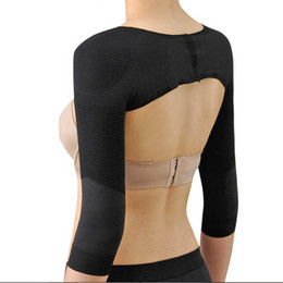 Wholesale Women Slimming Arm Shaper Massage Back Shoulder Compressing Corrector For Women Weight Loss Lift Shapers Arm Control Shapewear