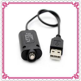 Descuento precio más bajo por mayor de china China al por mayor libre del envío Línea E del cigarrillo del USB del cargador para la batería del ego precio bajo, E cig cargadores USB