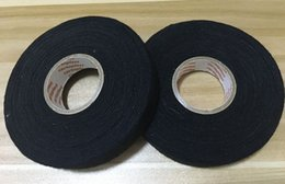 Wholesale Certoplast tape Adhesive Cloth Fabric Tape cable looms wiring looms mm x m Freeshipping