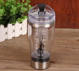 Wholesale Electric protein shaker blender my water bottle automatic movement vortex tornado ml bpa free detachable smart mixer cup