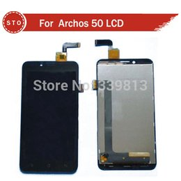Wholesale Original LCD Display and Touch Screen Digitizer Assembly For ARCHOS Platinum K touch S5t