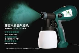 Wholesale Japan Fujiwara electric spray gun mm valve plug W Japan made SPRAY GUN Furniture wood car painting T03026