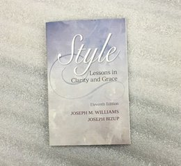 Plenty Stock Style: Lessons in Clarity and Grace 11th Edition by Joseph M. Williams (Author), Joseph Bizup (Author)