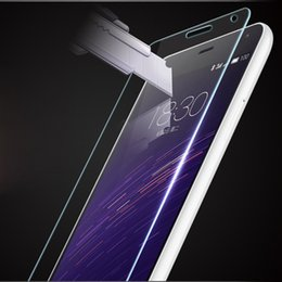 Wholesale mm HScreen Protector Film D Front Premium Tempered Glass For Meizu M2 mini MX5 MX4 MX3 MX2 Pro M2 Note M1 Notecase