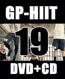 Wholesale Top sale January Q1 New Routine GP PL HIIT Minutes Exercise Fitness Videos GP19 PL19 DVD video CD music