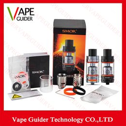 Wholesale SMOK TFV8 RDTA Tank ml capacity adaptation oiling top Atomizer Smoktech ml Cloud Beast Tank With V8 T8 V8 Q4 Coil