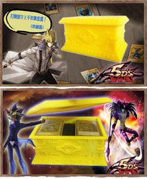 Wholesale Yu gi oh Gold box Magic box D Print Card box Surrounding the yu gi oh