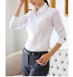 Wholesale White Shirt Loose Fluid Basic shirt At Home Service Sweater Women shirts Blouses Casual blusas feminino vetement femme Plus Size