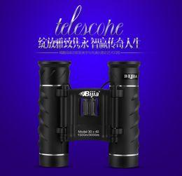 30X Portable HD Binoculars 1500M Pocket FMC GREEN-EMI Concert Telescope Low Light Level Night Vision Traveling Supplies Hot Sale