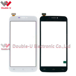 Wholesale 5pcs Black White Color Touch For ARCHOS XENON Touch Screen Glass Digitizer Panel Replacement With Warranty