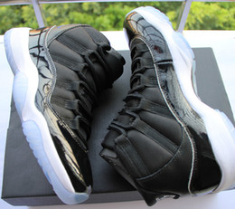 Wholesale 2016 good HIGH quality air Retro s Space Jam black blue MEN high Basketball Shoes Mens sports shoes HOT Discount size