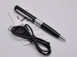 Wholesale 5pcs Mini HD P Spy Pen DV Camera Recorder Spy Hidden Security DVR Cam Video Recorder