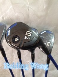 Wholesale Golf G30 Rescue Hybrid Woods Degree With Graphite Shaft Regular Flex Golf G30 Wood Set Clubs