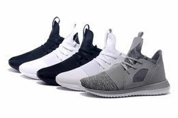 Men & Women Couple Unisex Tubular Defiant Shoes Running Sports Sneakers Breathable and Comfortable, Multicolor and Various Sizes