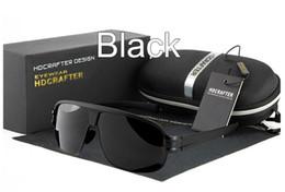 High quality Polarized Sunglasses men Mercury coated anti reflection Aluminum magnesium alloy frame Driving fishing outdoor glasses E009