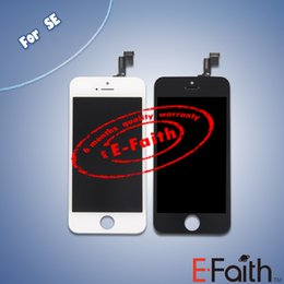 Wholesale Grade A No Dead Pixel for iPhone S SE LCD Screen Display S Work Good on SE Screen Digitizer Replacement