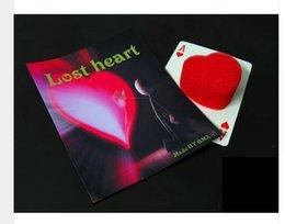 Lost Heart - Trick , coin magic ,fire magic,magic tricks,fire,props,dice,comedy,mental magic