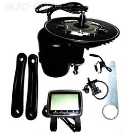 Torque Sensor 36V 350W 42T Chainwheel Electric Bicycle TSDZ2 Mid Central Motor Conversion ebike Kit