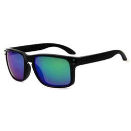 Descuento gafas de diseño fresco Gafas de sol al aire libre estupendas del deporte fresco para las mujeres Reloj de las gafas de sol del ocu del diseñador de la marca de fábrica Nuevos hombres de Sunglass de la manera 0709