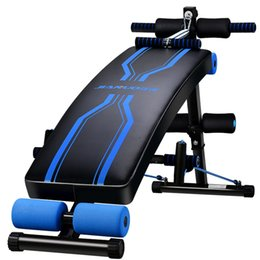 Wholesale Multifunction genuine supine boards crunches abdomen machine home fitness equipment abdominal board functional training
