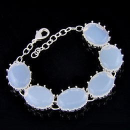 Wholesale 2PCS Mother s Gift Holiday Party Gift Luckyshine Gnetle Moonstone Gems Bangles Russia Bracelet Bangle Australia UK Brazil