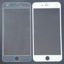 Premium Outer Glass Lens with OCA Film for iPhone 6 6plus Glass OCA Film for iPhone 5 Glass Refurbishment parts