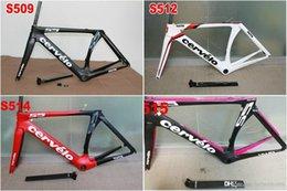 Wholesale Cervelo S5 new frame paint carbon road bike frame Carbon bike frame road frame with BBright A03