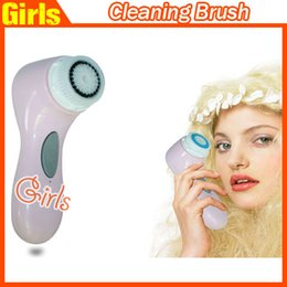 Wholesale Top Quality ARIA facial skin sonic cleaning brush ARIA face massager facial Cleaner tools VS Smart Profile Drop shipping
