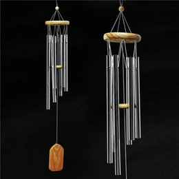 Wholesale Amazing Grace Deep Resonant Relaxing Windchime Chapel Church Bells Wind Chimes