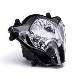 Motorcycle Front Headlamp Assembly For Suzuki 2006 2007 GSXR 600 GSXR 750