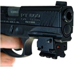 Wholesale TAC Vector Optics Mini Red Laser Sight Dot Scope with mm Picaitinny Rail for Glock Ruger Compact Pistol Handgun