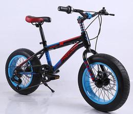 Wholesale 16 Inches Speed Aluminum Mountain Bike Big Wheel ATV Snowmobile Super Wide Tires Children s mountain bike