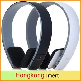 Wholesale BQ Wireless Bluetooth V4 EDR Headset headphones Support Handsfree with Intelligent Voice Navigation for Cellphones Tablet