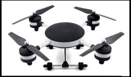 2017 drones de caméras aériennes Huajun marque W606-3 U-FLY grande télécommande sans pilote aéronefs Transmission WiFi antenne Quadcopter HD Camera Drones 42 * 32 * 15CM noir 2 peu coûteux drones de caméras aériennes