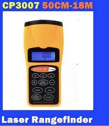 Wholesale New Top Sale Infrared telemeter Laser Distance meter Measuring Device Rangefinder Laser pointed digital tape Measurer Tool