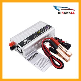Wholesale Doxin Car Power Inverter W DC V To AC V Voltage Converter Power Supply for Most Electronic Car USB Inverter Watt