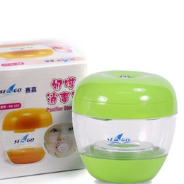 Wholesale SEAGO SG UV Pacifier Sterilizer Toothbrush Head Sterilizer PortableUV Pacifier Sterilizer Mini Toothbrush Head Sterilizer